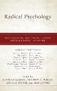 Cover-Bild zu Radical Psychology (eBook) von Gelberg, Susan O. (Hrsg.)