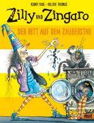 Cover-Bild zu Zilly und Zingaro. Der Ritt auf dem Zauberstab von Paul, Korky