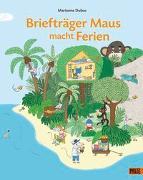 Cover-Bild zu Briefträger Maus macht Ferien von Dubuc, Marianne