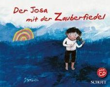 Cover-Bild zu Der Josa mit der Zauberfiedel von Janosch