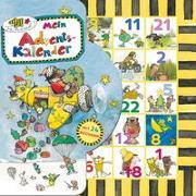 Cover-Bild zu Janosch Mein Adventskalender von Janosch (Illustr.)