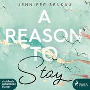 Cover-Bild zu Benkau, Jennifer: A Reason To Stay