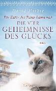 Cover-Bild zu Die Katze des Dalai Lama und die vier Geheimnisse des Glücks von Michie, David