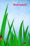 Cover-Bild zu Kindersprüche: Enkel Enkeltochter Enkelsohn Kindermund Kind Junge Mädchen Kleinkind Jugendliche Sohn Tochter Sprüche Kindergarten Kin von Kleingrun, Klara