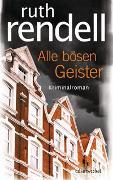 Cover-Bild zu Rendell, Ruth: Alle bösen Geister