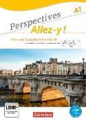 Cover-Bild zu Perspectives - Allez-y! A1. Kurs- und Übungsbuch Französisch von Fischer, Martin B.