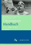Cover-Bild zu Mauz, Andreas (Hrsg.): Dürrenmatt-Handbuch (eBook)