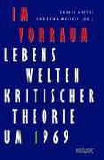 Cover-Bild zu Göttel, Dennis (Hrsg.): Im Vorraum