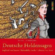 Cover-Bild zu Deutsche Heldensagen. Teil 1 von Fährmann, Willi