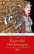 Cover-Bild zu Deutsche Heldensagen von Fährmann, Willi
