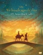 Cover-Bild zu Die Weihnachtsgeschichte von Fährmann, Willi