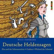 Cover-Bild zu Deutsche Heldensagen. Teil 2 von Fährmann, Willi