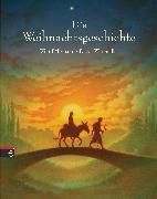 Cover-Bild zu Die Weihnachtsgeschichte (eBook) von Fährmann, Willi
