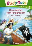 Cover-Bild zu THiLO: Bildermaus - Geschichten vom Piratenschiff