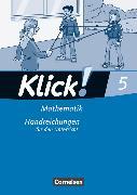 Cover-Bild zu Klick! Mathematik 5. Schuljahr. Handreichungen für den Unterricht von Breucker, Thomas