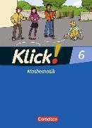 Cover-Bild zu Klick! Mathematik 6. Schuljahr. Schülerbuch von Breucker, Thomas