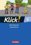 Cover-Bild zu Klick! Mathematik 6. Schuljahr. Arbeitsheft von Breucker, Thomas