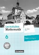 Cover-Bild zu Lernstufen Mathematik 6. Schuljahr. Neubearbeitung. Kopiervorlagen. BY von Breucker, Thomas