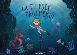 Cover-Bild zu KATAPULT-Verlag (Hrsg.): Die Tiefseetaucherin
