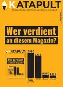 Cover-Bild zu KATAPULT-Verlag (Hrsg.): KATAPULT Magazin Ausgabe 19