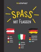 Cover-Bild zu KATAPULT-Verlag (Hrsg.): Spaß mit Flaggen