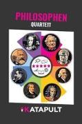 Cover-Bild zu KATAPULT-Verlag (Hrsg.): Philosophen-Quartett
