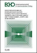 Cover-Bild zu Kirschbaum, Dorothea: Erzählen nach Wagner