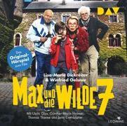 Cover-Bild zu Dickreiter, Lisa-Marie: Max und die wilde 7 - Das Original-Hörspiel zum Film