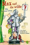 Cover-Bild zu Dickreiter, Lisa-Marie: Max und die wilde 7 2. Die Geister-Oma