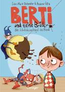Cover-Bild zu Dickreiter, Lisa-Marie: Berti und seine Brüder 1. Die Schokoladenkugel des Bösen