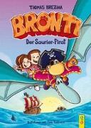 Cover-Bild zu Brezina, Thomas: Bronti - Der Saurier-Pirat