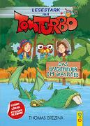 Cover-Bild zu Brezina, Thomas: Tom Turbo - Lesestark - Das Ungeheuer im Waldsee
