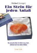 Cover-Bild zu Gienger, Michael: Ein Stein für jeden Anlass