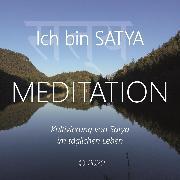 Cover-Bild zu Ich bin Satya (Audio Download) von Berger, Walter
