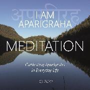 Cover-Bild zu I Am Aparigraha (Audio Download) von Berger, Walter