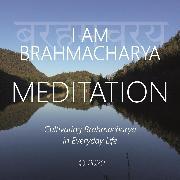 Cover-Bild zu I Am Brahmacharya (Audio Download) von Berger, Walter