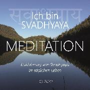 Cover-Bild zu Ich bin Svadhyaya (Audio Download) von Berger, Walter