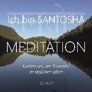 Cover-Bild zu Ich bin Santosha (Audio Download) von Berger, Walter