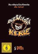 Cover-Bild zu Joachim Masannek (Reg.): Die Wilden Kerle - 1-5 Sammelbox