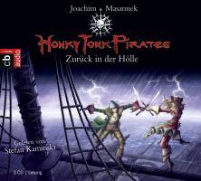 Cover-Bild zu Masannek, Joachim: Honky Tonk Pirates 3. Zurück in der Hölle