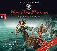 Cover-Bild zu Masannek, Joachim: Honky Tonk Pirates - Das Herz der Ozeane (Audio Download)