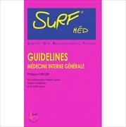 Cover-Bild zu SURFméd Guidelines Médecine interne 2019 von Furger, Philippe