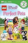Cover-Bild zu Stock, Lisa: DK Readers L2: LEGO Friends Perfect Pets