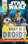 Cover-Bild zu Stock, Lisa: DK Readers L1: Star Wars : What is a Droid?
