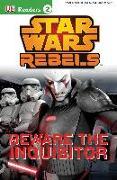 Cover-Bild zu Stock, Lisa: DK Readers L2: Star Wars Rebels: Beware the Inquisitor