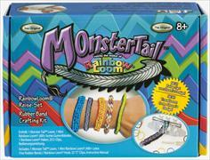 Cover-Bild zu Rainbow Loom Monster Tail Reise-Set