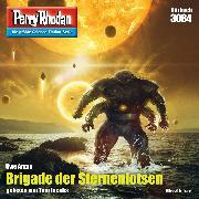 Cover-Bild zu eBook Perry Rhodan 3084: Brigade der Sternenlotsen
