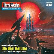 Cover-Bild zu eBook Perry Rhodan 3083: Die drei Haluter