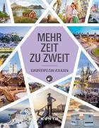 Cover-Bild zu Mehr Zeit zu zweit von KUNTH Verlag (Hrsg.)