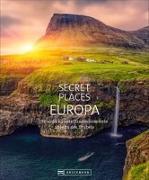 Cover-Bild zu Secret Places Europa